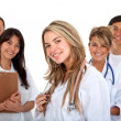 Group of doctors — Stock Photo #7739437