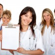 Group of doctors — Stock Photo #7739440