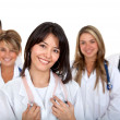 Group of doctors — Stock Photo #7739443