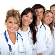 Group of doctors — Stock Photo #7739446