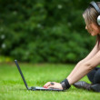 Online music Downloads — Stock Photo #7739557