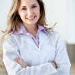 Royalty-Free Stock Photo: Beautiful female doctor