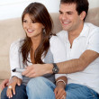 Beautiful couple — Stockfoto