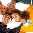 Group hug — Stock Photo #7739802