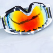 Ski goggles - Stock Photo