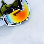 Ski goggles — Stock Photo #7739871