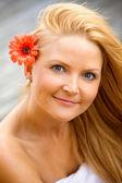 Gorgeous woman portrait — Stock Photo