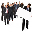 Business team — Stock Photo #7740354