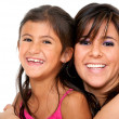 Mother and daughter — Stock Photo #7740579