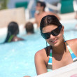 Stockfoto: Girl on vacations