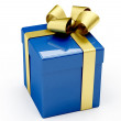 Gift box — Stock Photo #7740726