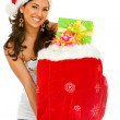 Christmas girl — Stock Photo #7740760
