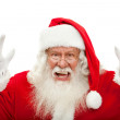 Santa excited — Stock Photo #7740939