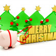 Merry christmas — Foto Stock