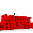 Merry christmas — Foto de stock #7740968