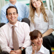 Business Office Team Work — Stock Photo #7741320