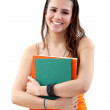Female student — Stock Photo #7741405