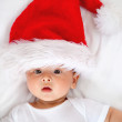 Christmas baby — Stock Photo #7741507