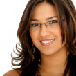 Woman wearing glasses — Stock Photo #7741733