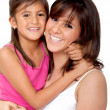 Mother and daughter — Stock Photo #7741777