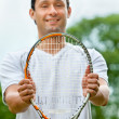 Tennis player — Stock Photo #7741918