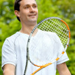 Tennis player — Stock Photo #7741919
