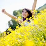 Cheerful woman — Stock Photo #7741932
