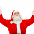 Santa with open arms — Stock Photo #7742023
