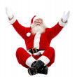 Santa excited — Stock Photo #7742025
