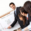Business presentation — Stock Photo #7742275