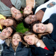 Circle of friends — Stock Photo #7742371