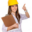 Female engineer — Stock Photo #7742511