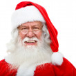 Santa Claus portrait — Stock Photo