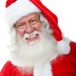 Santa Claus smiling — Stock Photo