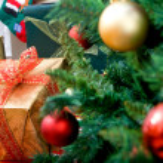 Christmas presents — Stock Photo #7742531