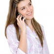 Businesswoman on the phone — Stock Photo #7742717