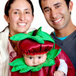 Happy family portrait — Stock Photo #7742996
