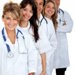 Group of doctors - Stockfoto
