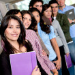 Group of students — Stock Photo #7744676