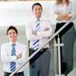 Stock Photo: Business team