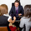 Business meeting - Foto Stock