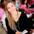 Female student — Stock Photo #7744924