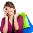 Shopping woman — Stock Photo #7744931
