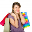 Shopping woman — Stock Photo #7745013