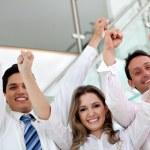 Business success — Stock Photo #7745034