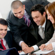 Business group — Stock Photo #7745062