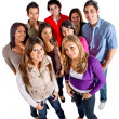 Stock Photo: Group of