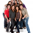 Group of casual — Stock Photo #7745723