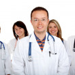 Group of doctors — Stock Photo #7745803
