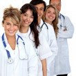 Group of doctors — Stock Photo #7745807